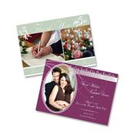 custom photo wedding invitations