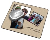 custom photo printed mouse pad template